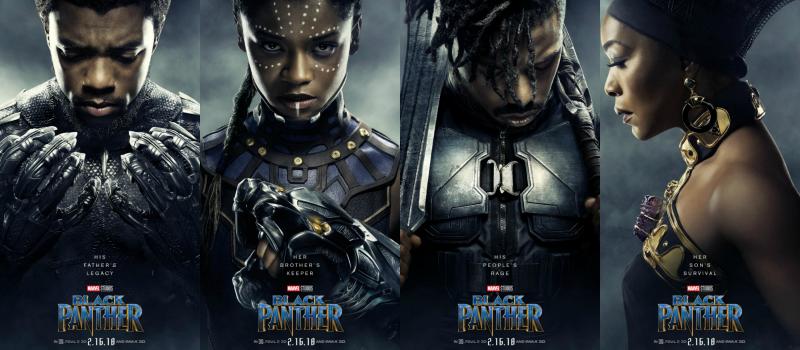 """""""Black Panther"""" Марвел кино компанийн ашиг ихтэй кинонуудын 10-т бичигдээд байна"""