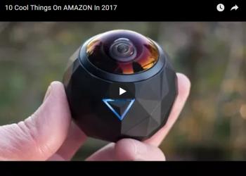 2017 онд Амазоны 10 шилдэг технологи
