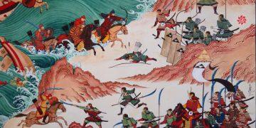 Дэлхийн түүхэн дэх усан цэргийн хамгийн том Флот японыг дайлсан түүх
