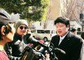 Японы хуульч Чингис хааны хөрөг зургыг доромжилсон талаар байр сууриа илэрхийлжээ